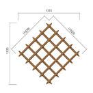 Acheter Modèle à croisillons (carré) au meilleur prix