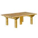 """Acheter Table  """"5 Pieds"""" - Châtaignier au meilleur prix"""