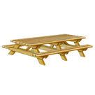 Acheter Grande table Pique-nique - Châtaignier au meilleur prix