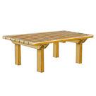 Acheter Table simple - Châtaignier au meilleur prix