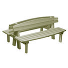 "Banc double Gamme ""Style"" - Solution Pin"