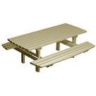 """Acheter Table Pique-nique Gamme """"Style"""" - Solution Pin au meilleur prix"""