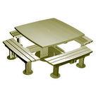 """Acheter Table carrée quatre bancs à Fixer Gamme """"Style"""" - Solution Pin au meilleur prix"""