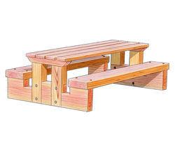 table picnic enfant pas cher. Black Bedroom Furniture Sets. Home Design Ideas