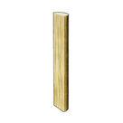 Acheter Borne à section demie-ronde - Solution Pin au meilleur prix