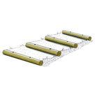 Acheter Grandes marches d'escalier et Bordures en rondins usinés 2 méplats - Solution Pin au meilleur prix