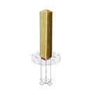 Acheter Borne carrée - Amovibilité Simple - Solution Pin au meilleur prix