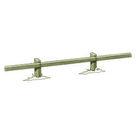 Acheter Clôture basse à lisse rectangulaire - Solution Pin au meilleur prix