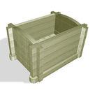 Acheter Bacs rectangulaires - Solution Pin au meilleur prix