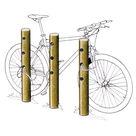Acheter Appui vélos - Solution Pin au meilleur prix