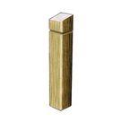 Acheter Borne carrée - Solution Pin au meilleur prix
