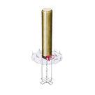 Acheter Borne ronde - Amovibilité Cadenas Pompier - Solution Pin au meilleur prix