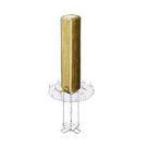 Acheter Borne carrée - Amovibilité Cadenas d'Artillerie - Solution Pin au meilleur prix