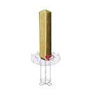Acheter Borne carrée - Amovibilité Cadenas Pompier - Solution Pin au meilleur prix