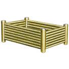 Acheter Jardinière rectangulaire - Solution Pin au meilleur prix