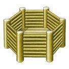 Acheter Jardinière hexagonale - Solution Pin au meilleur prix