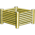 Acheter Jardinière carrée - Solution Pin au meilleur prix