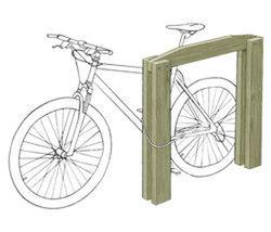 Appui vélos adultes - Solution Pin
