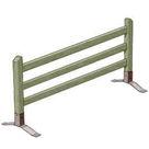 Acheter Barrière mobile à 3 Lisses - Solution Pin au meilleur prix