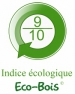 Picto Indice écologique - recyclable 100